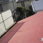 屋根防水工事施工前