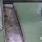 厨房塗り床防水施工前