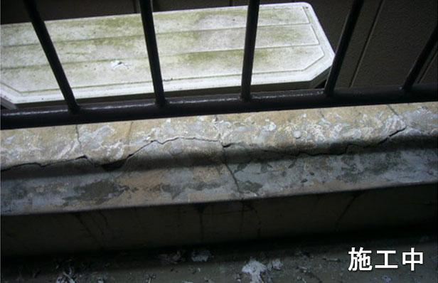 コンクリート漏水原因