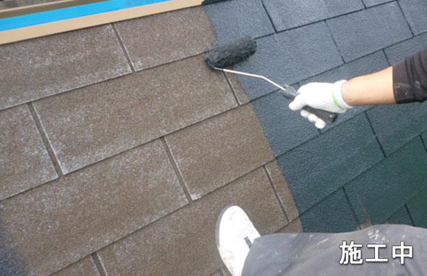 屋根防水工事-品川区03
