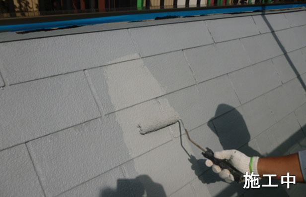 屋根防水工事-品川区05