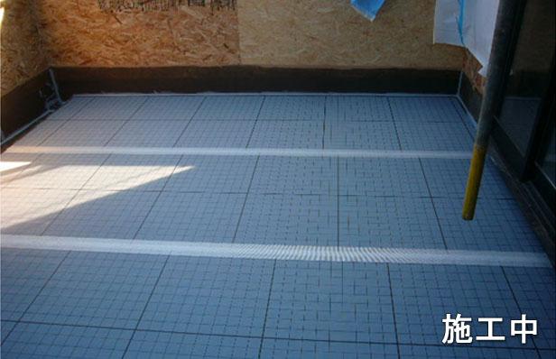 品川区防水工事ジョイントテープ