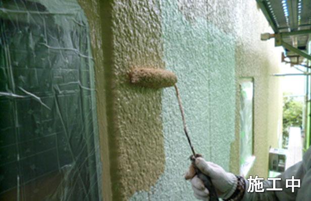 防水塗装①