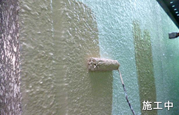 防水塗装②